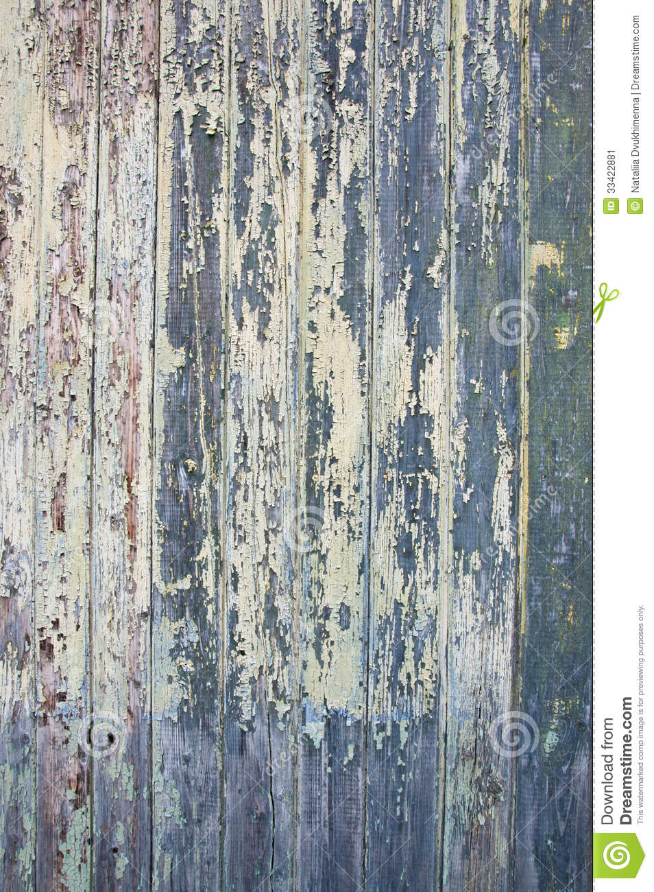 Old Painted Wood Texture Stock Image Image Of Wood Pine