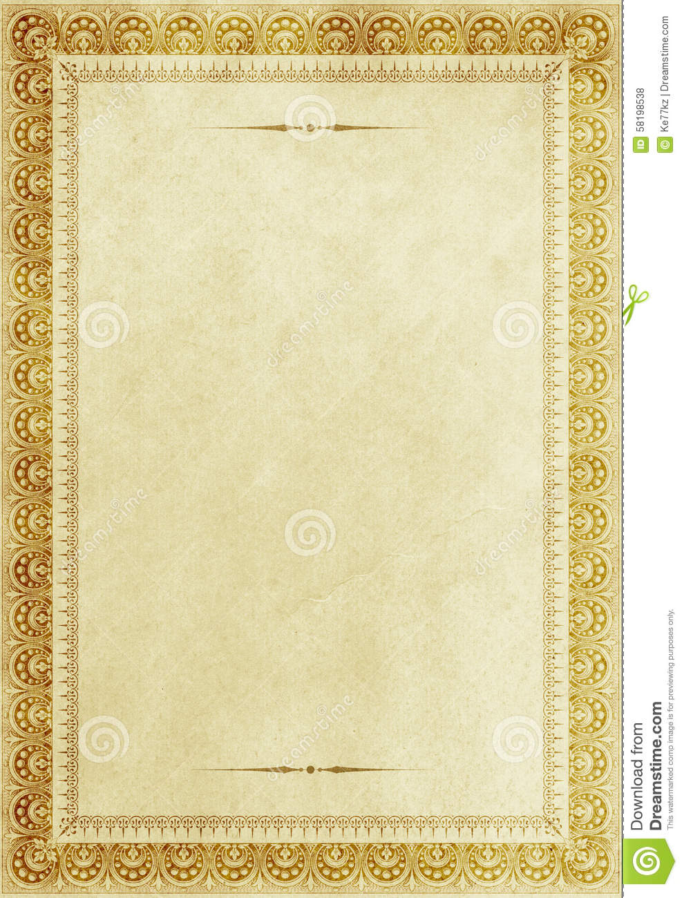 old paper backdrop with old fashioned decorative border medieval clip art free medieval clip art illustrations