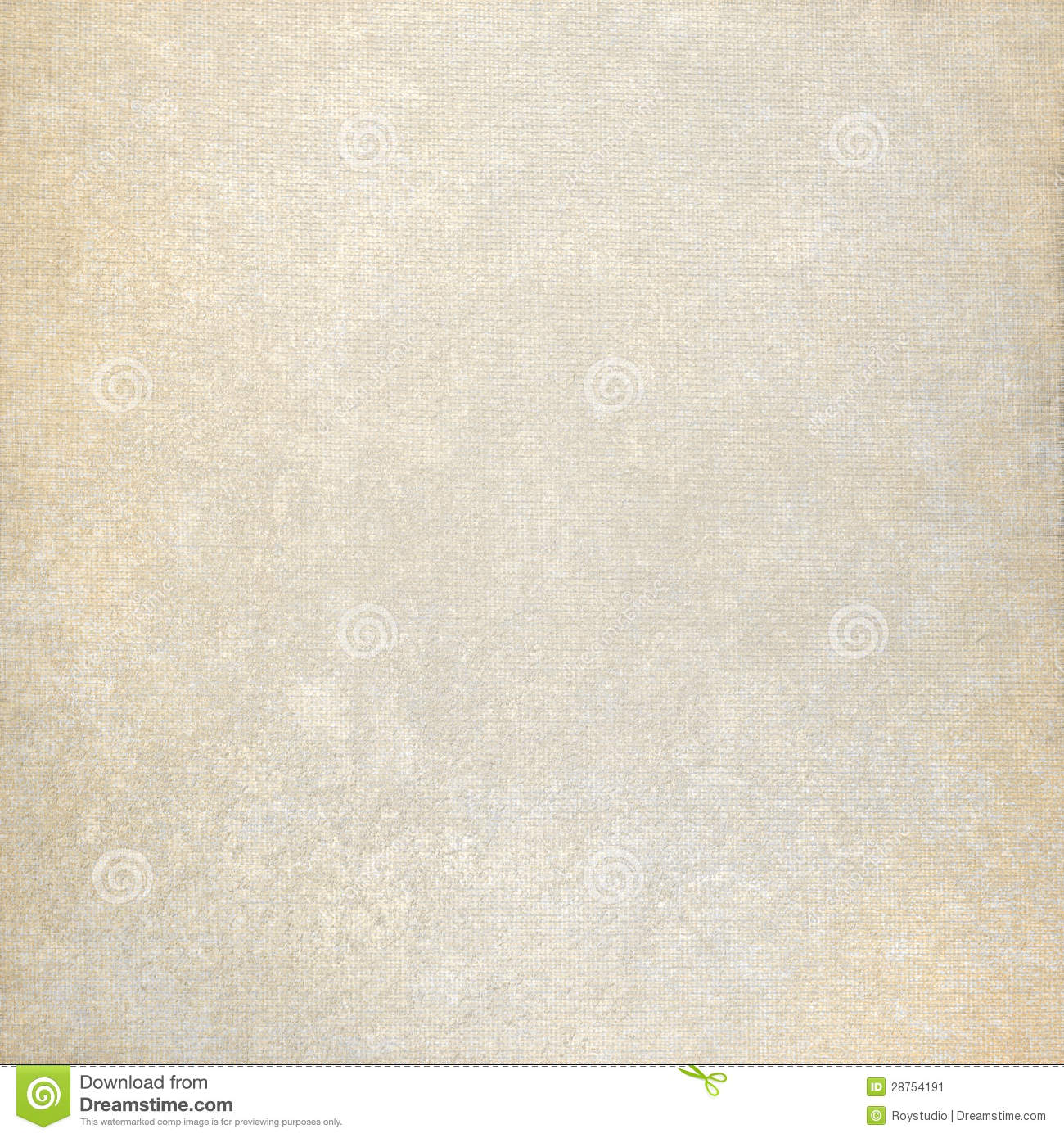 Old paper background and beige fabric canvas texture with subtle stains