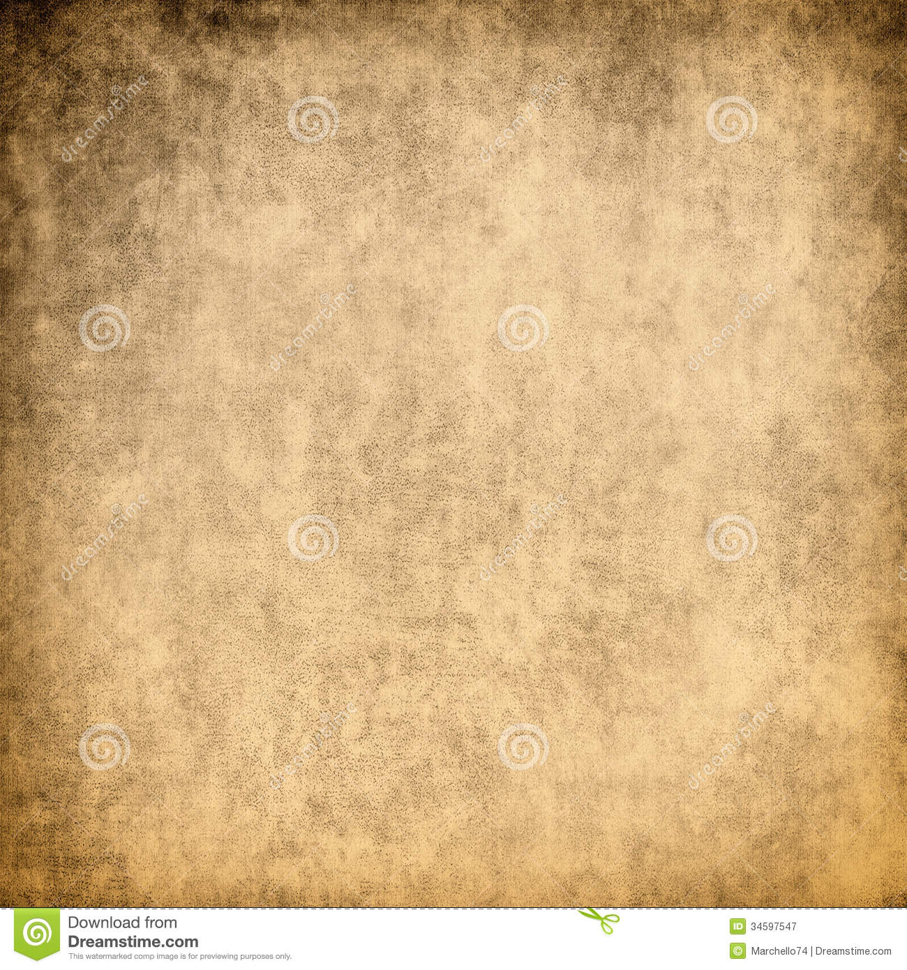 old paper background stock image. image of rustic, empty - 34597547
