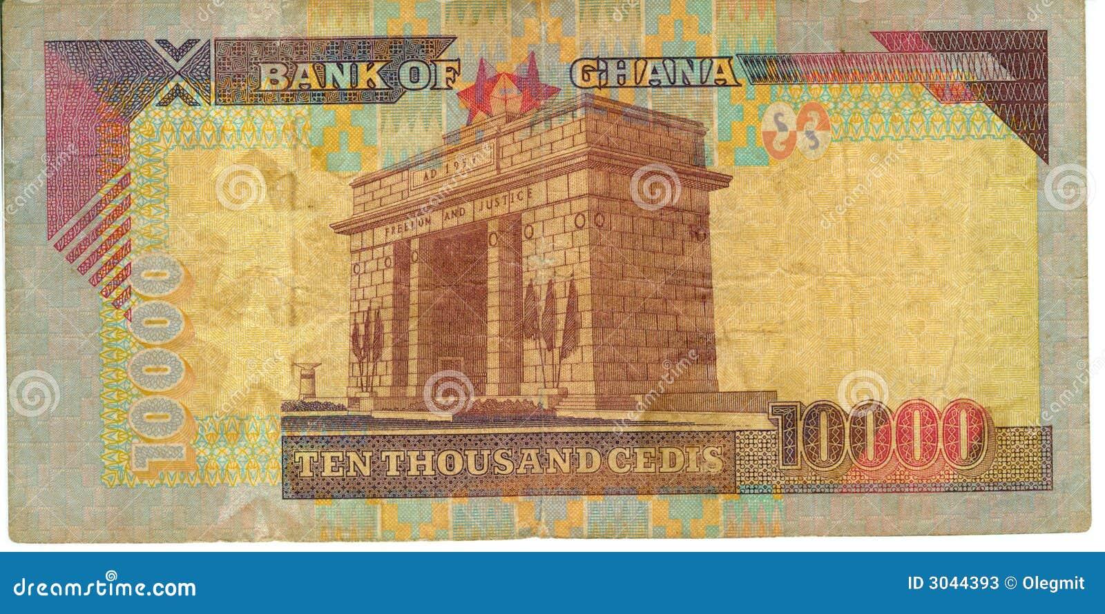 Ghana Forex mark