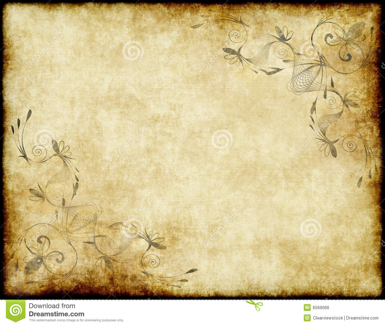 Old Paper Or Parchment Royalty Free Stock Image - Image: 6569066