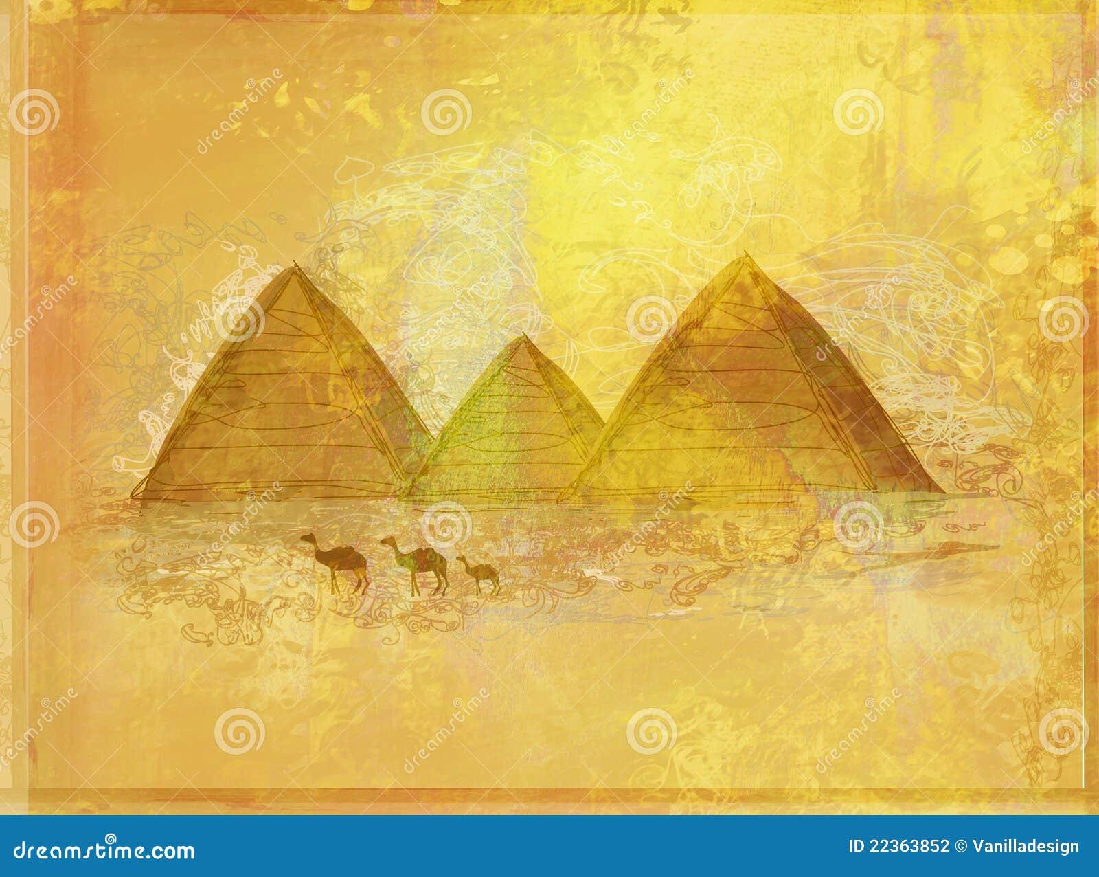 Essays on egyptian pyramids