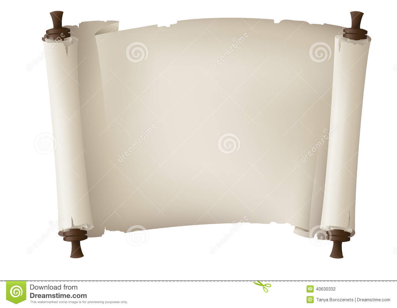 This is a photo of Sly Old Scroll Drawing