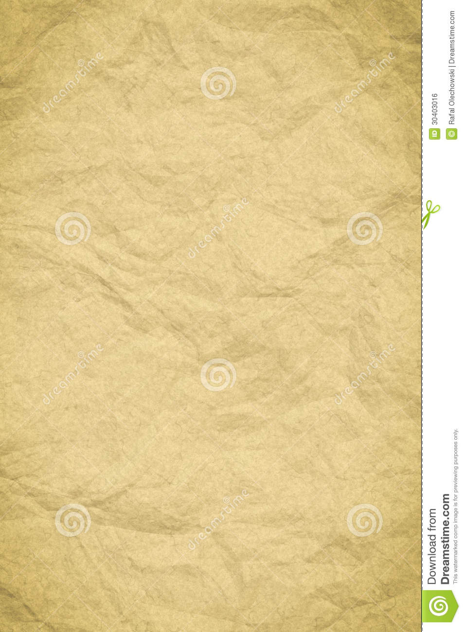 Old paper template texture stock illustration. Illustration of brown ...