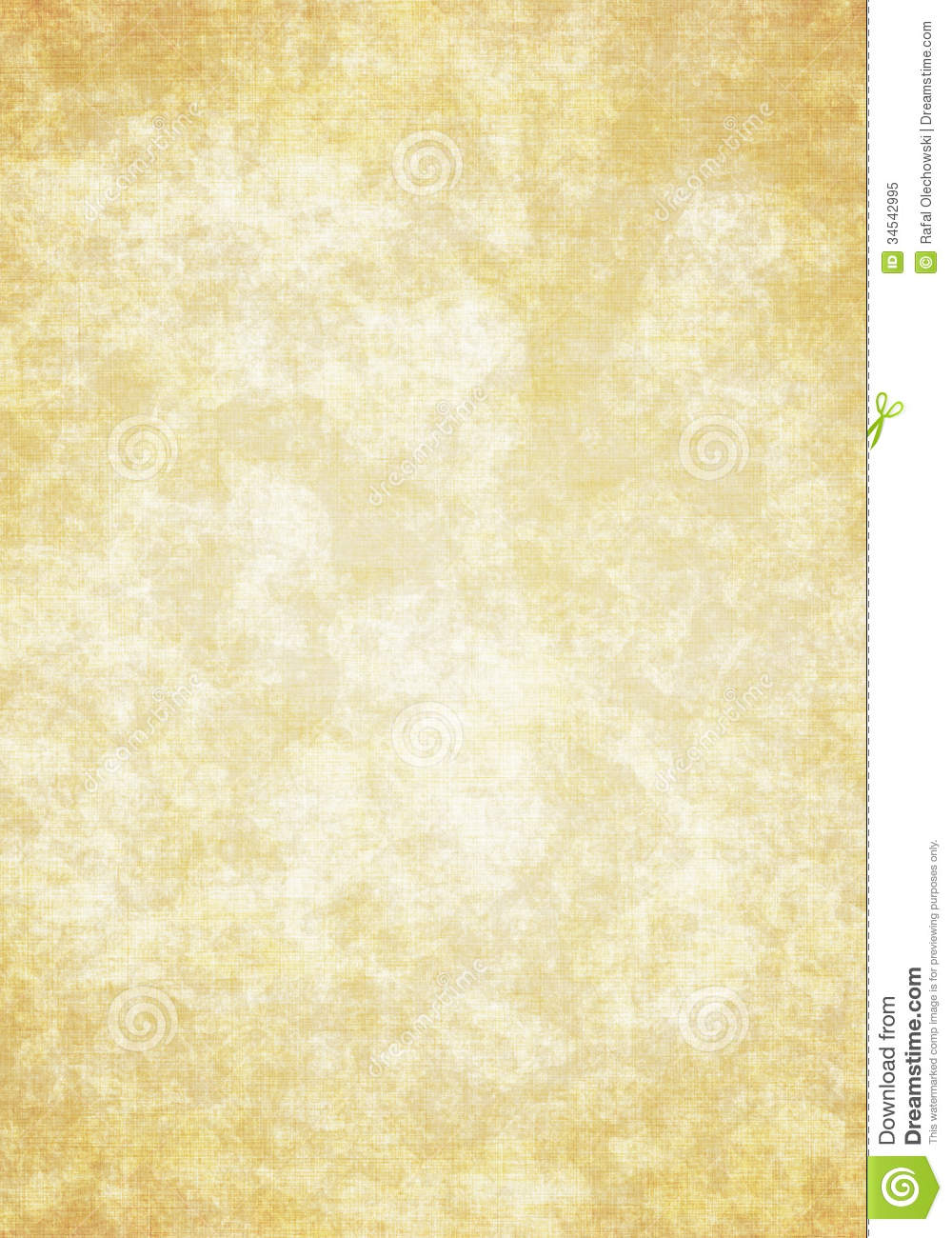Old paper template texture stock illustration. Illustration of page ...