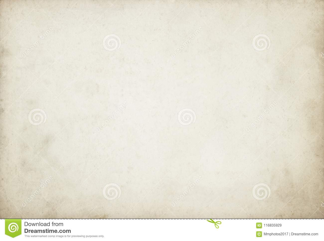 Old Paper Texture Background Stock Image - Image of