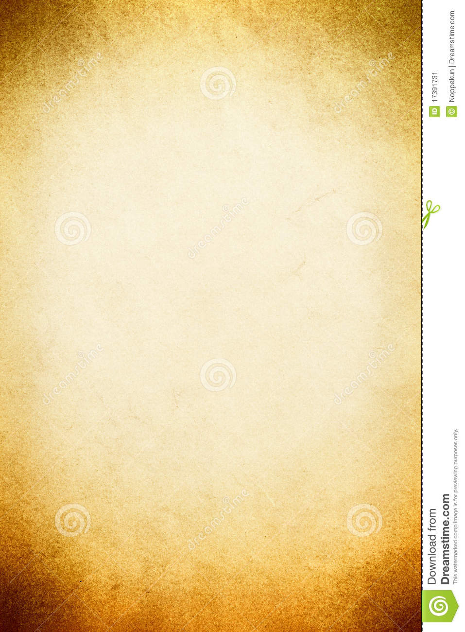 old paper texture with dark edge stock image image 17391731