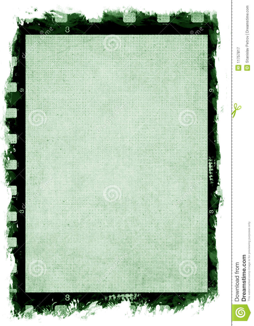how to make a film strip out of paper