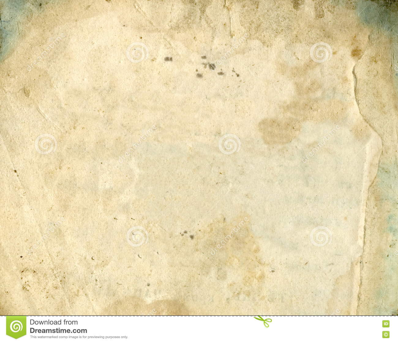 Old paper texture. Grunge old paper for treasure map or vintage.