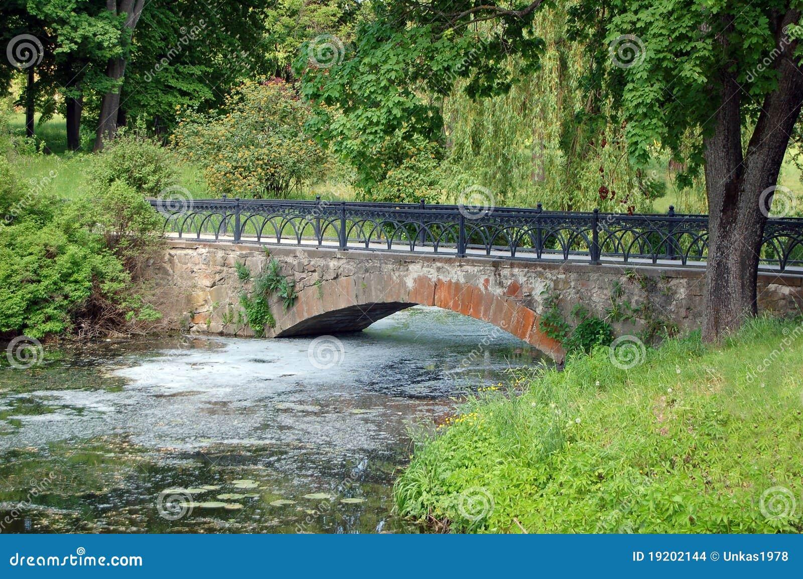 spring garden bridge park - photo #19
