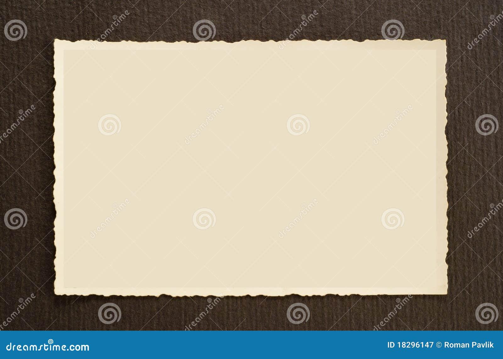 Old photo frames stock image. Image of camera, crop, border - 18296147