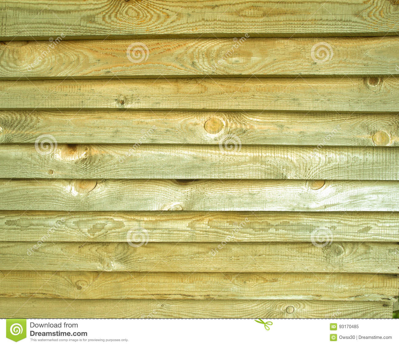Old Pine Wood Planks As Background Stock Image