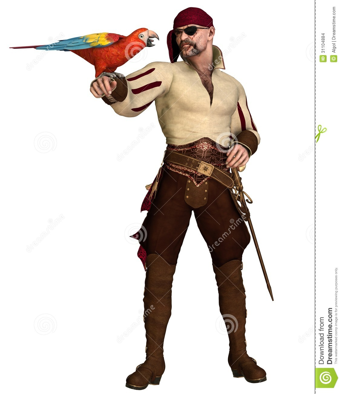 https://thumbs.dreamstime.com/z/old-pirate-parrot-eye-patch-bandana-holding-scarlet-macaw-d-digitally-rendered-illustration-31104884.jpg