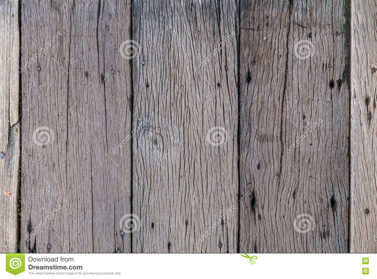 Download Old Plank Wooden Floor Background Damaged B Stock Image - Image of decorative, carpentry: 81254201