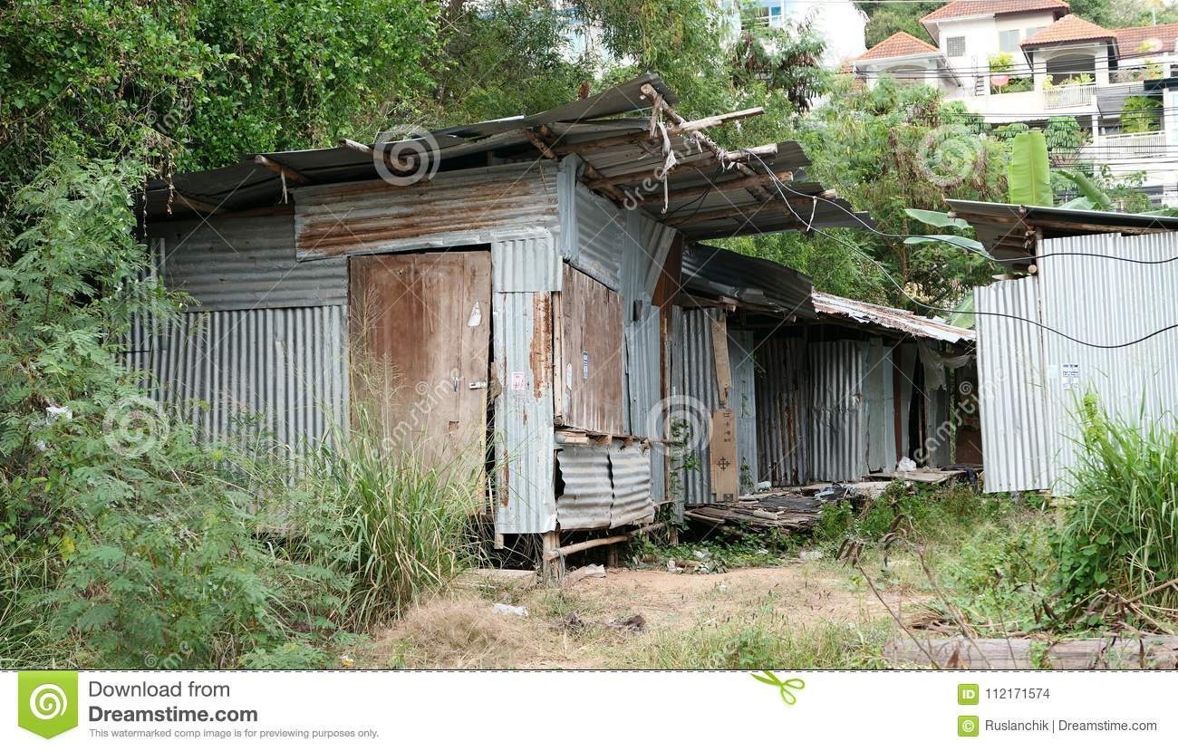 Stupendous Old Poor Houses Stock Photo Image Of Dirt Earth Dregs Interior Design Ideas Apansoteloinfo