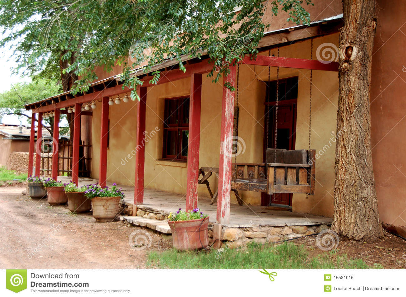 Old porch swing royalty free stock image image 15581016 for Old porch swing