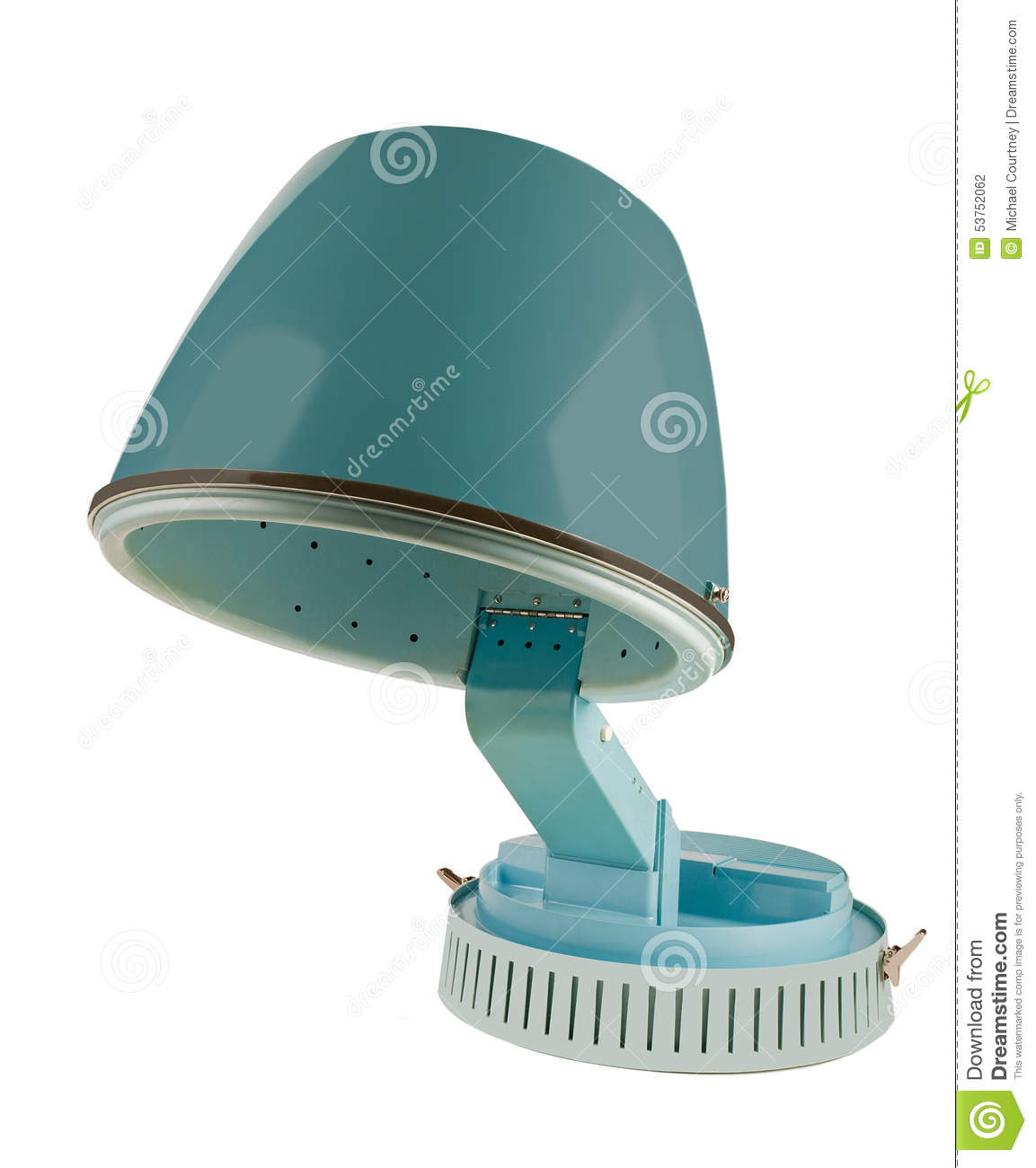 old style hair dryer portable retro hair dryer isolated on white stock 1872 | old portable retro hair dryer isolated white studio shot style woman s 53752062