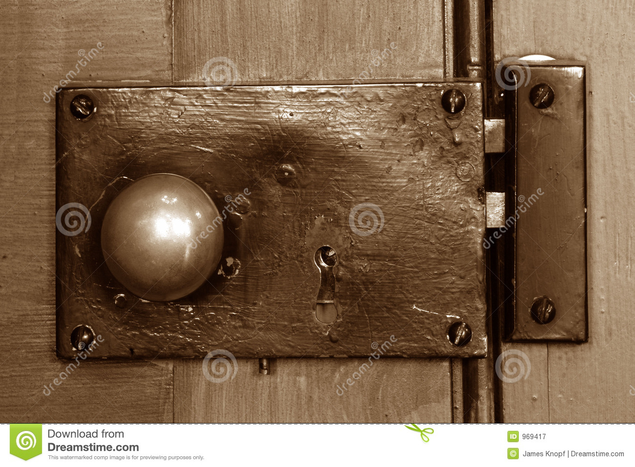 Lovely Royaltyfree Stock Photo Download Old Post Office Door Knob. Vintage .