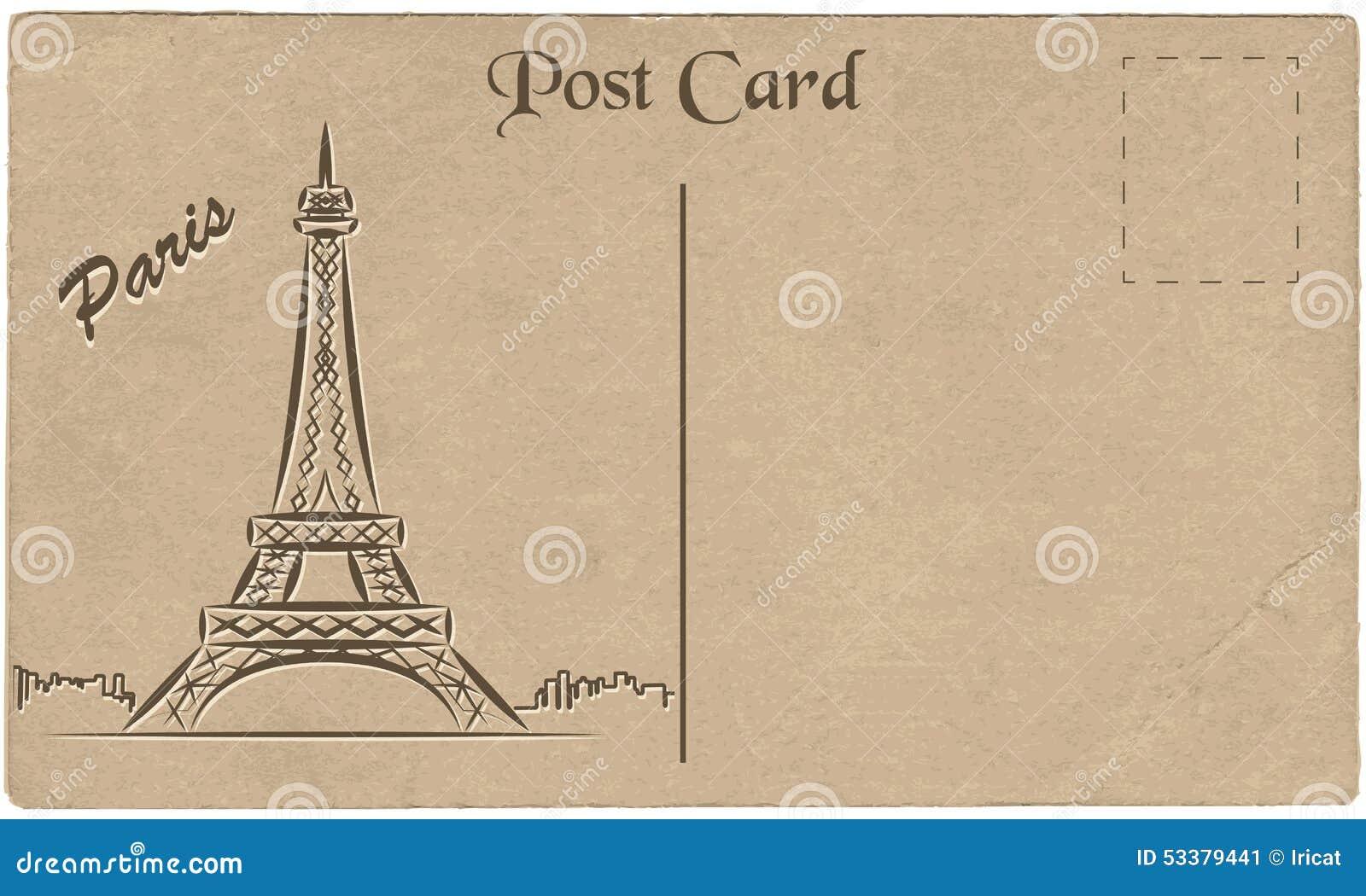 Eiffel Tower Invitation is amazing invitation design