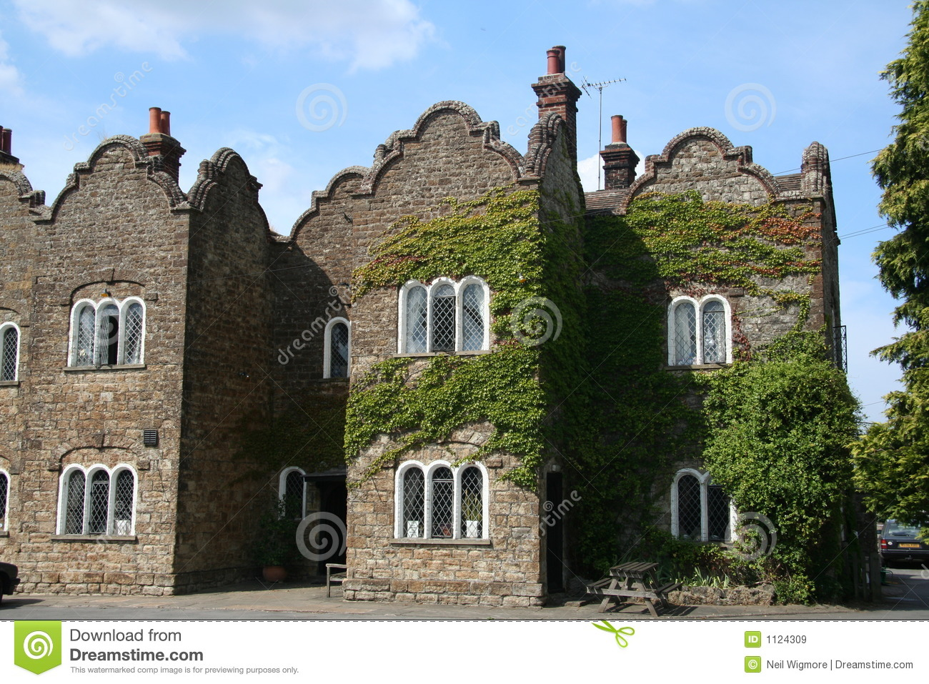 Old Pub Royalty Free Stock Images Image 1124309