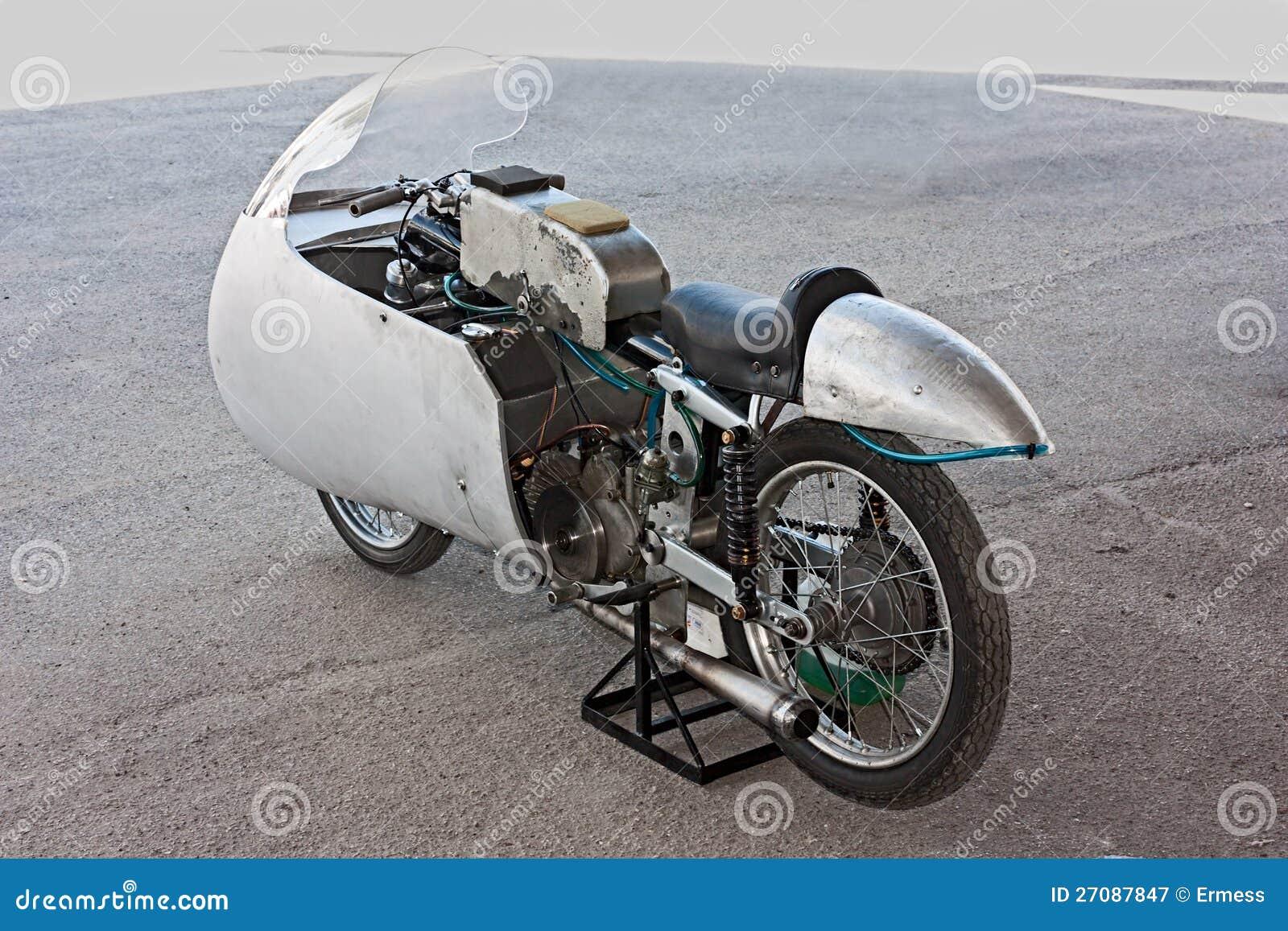 Vintage Racing Motorcycle Editorial Photo Cartoondealer