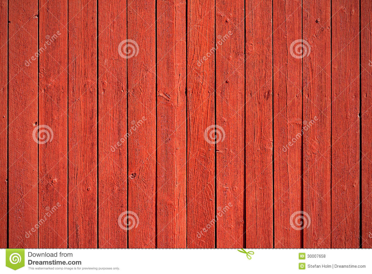 Old Red Wood Panels Stock Photo Image Of Design Paint 30007658