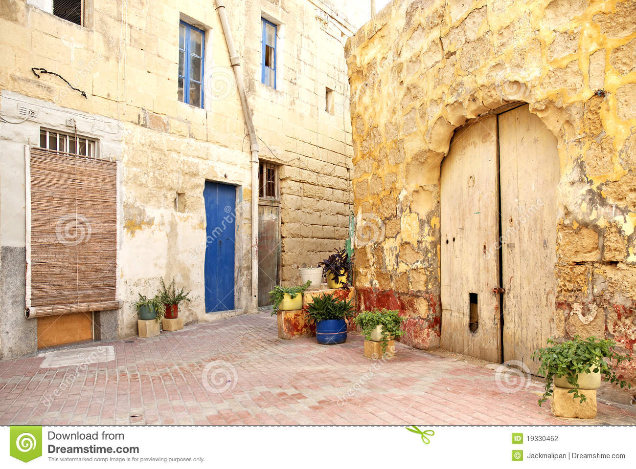 malta old alley houses - photo #21