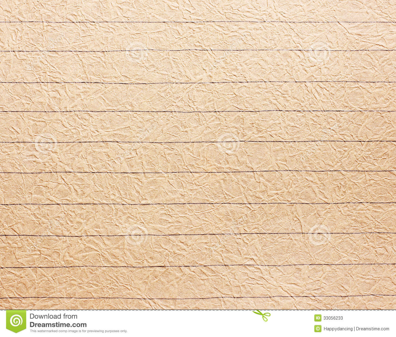 Wallpaper Lined Paper: Old Rough Lined Notebook Paper Background Stock Image