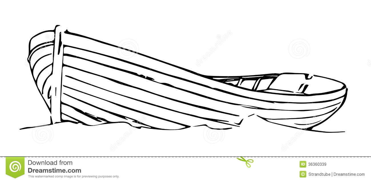 free clip art rowboat - photo #33