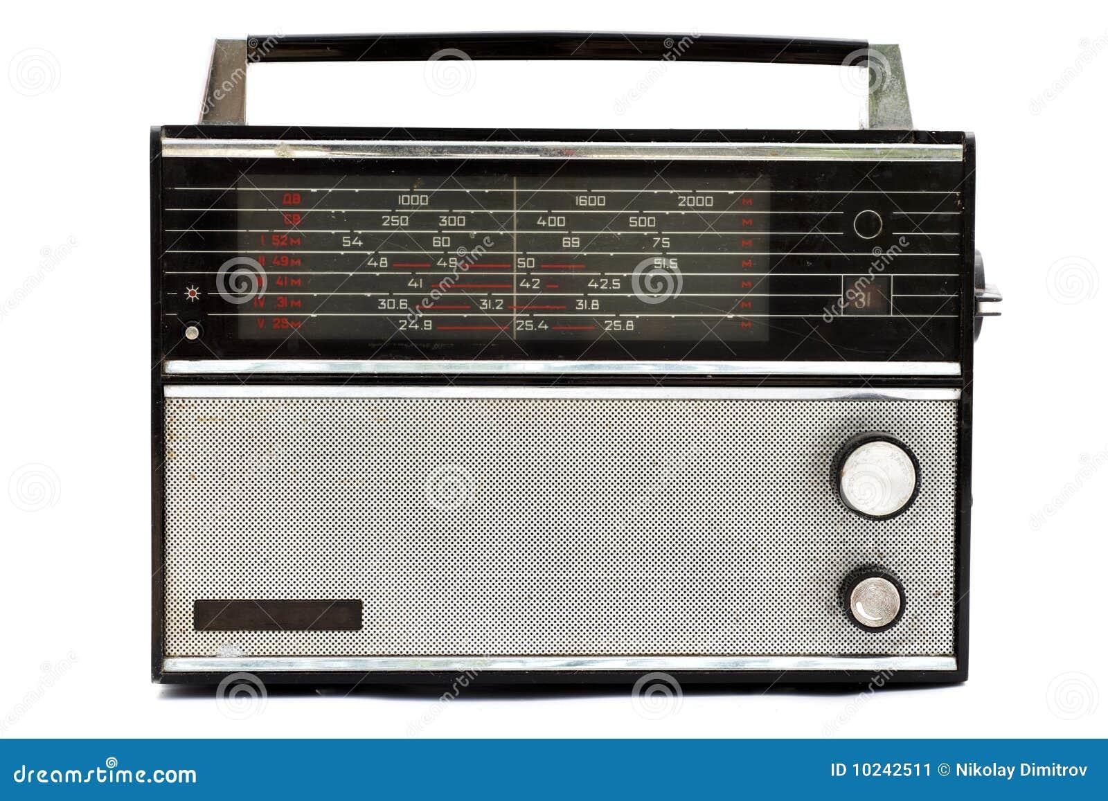 رادیو قدیمی روسی