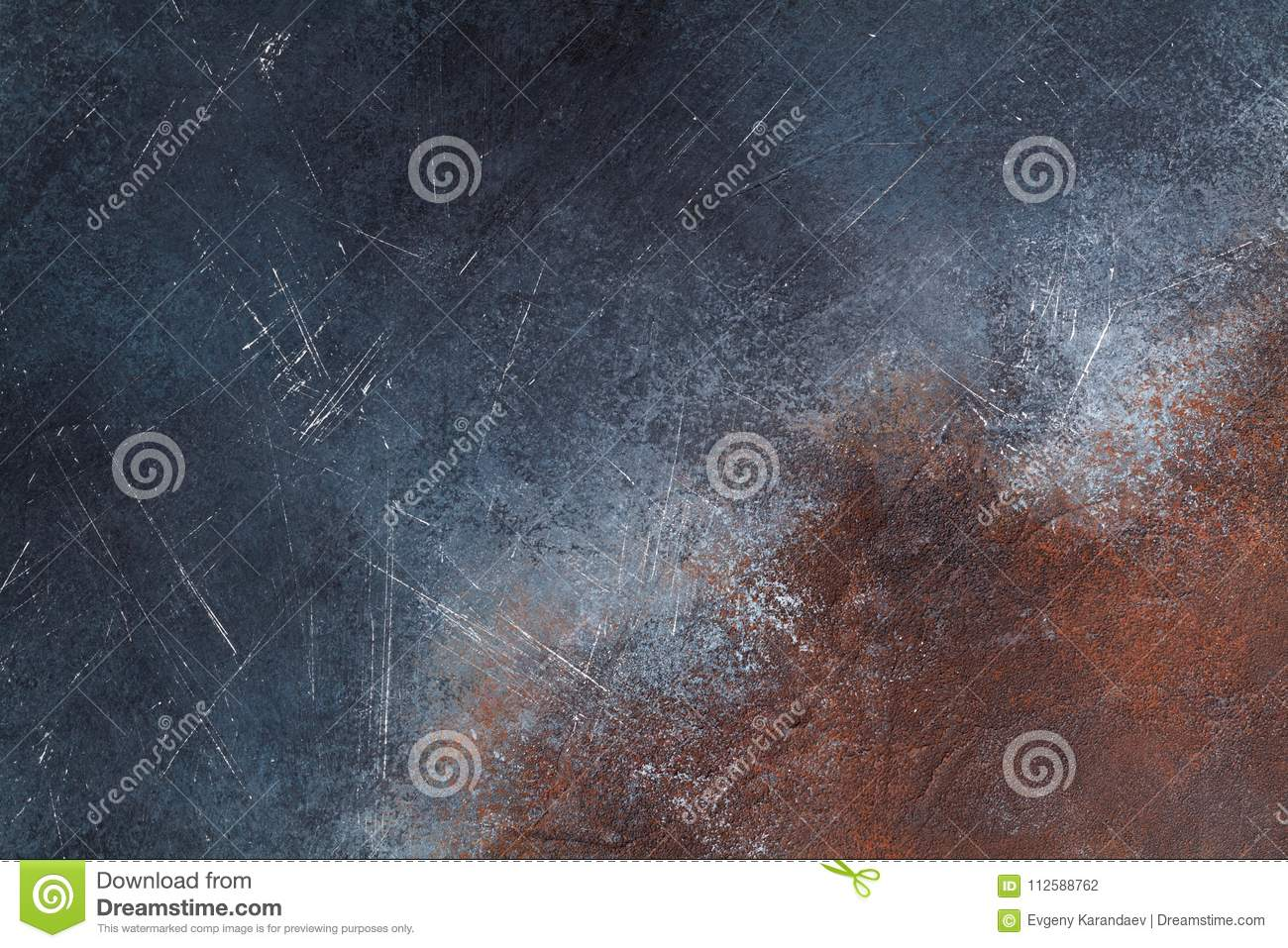 Download Rusted metal texture stock photo. Image of messy, corroded - 112588762