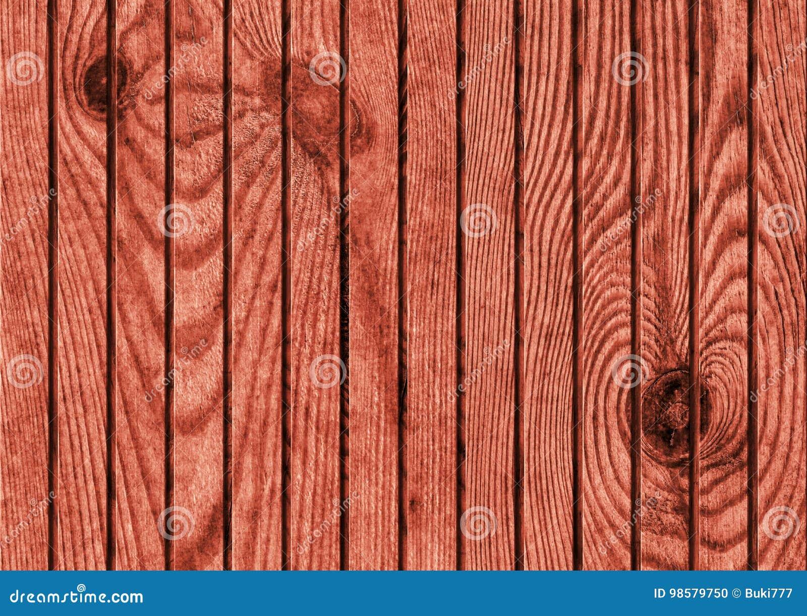 Old Rustic Maroon Red Pine Wood Flooring Grunge Texture