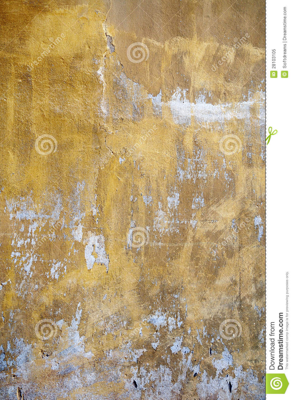 Old Rustic Stucco Wall Royalty Free Stock Photo Image