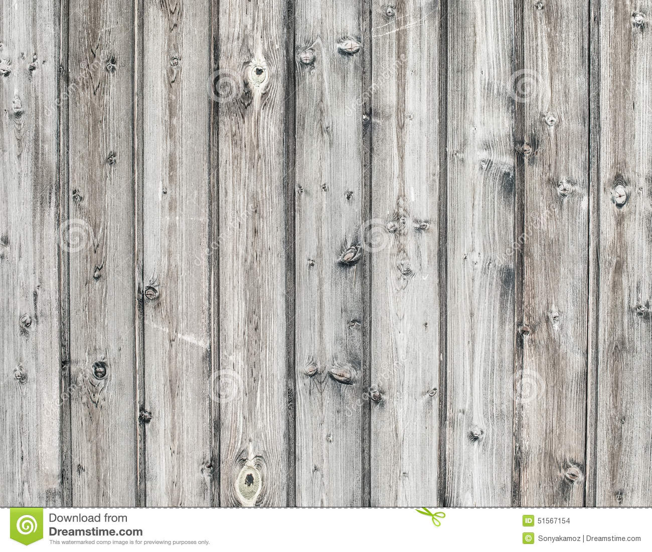 Old Rustic Wood Beige Texture Background Stock Photo