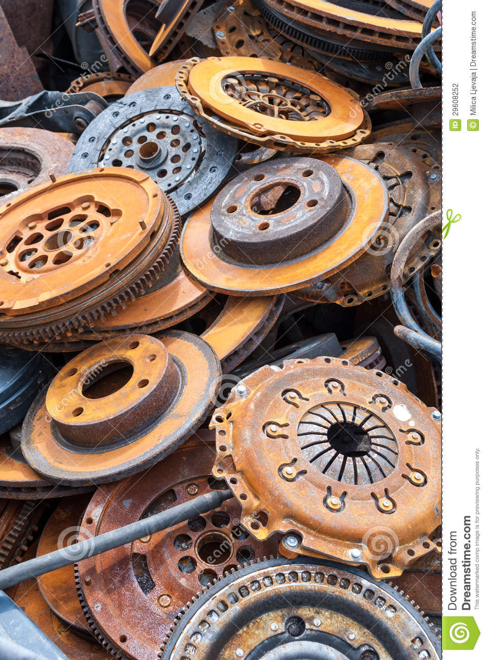 old rusty car parts stock photo image of part mechanic