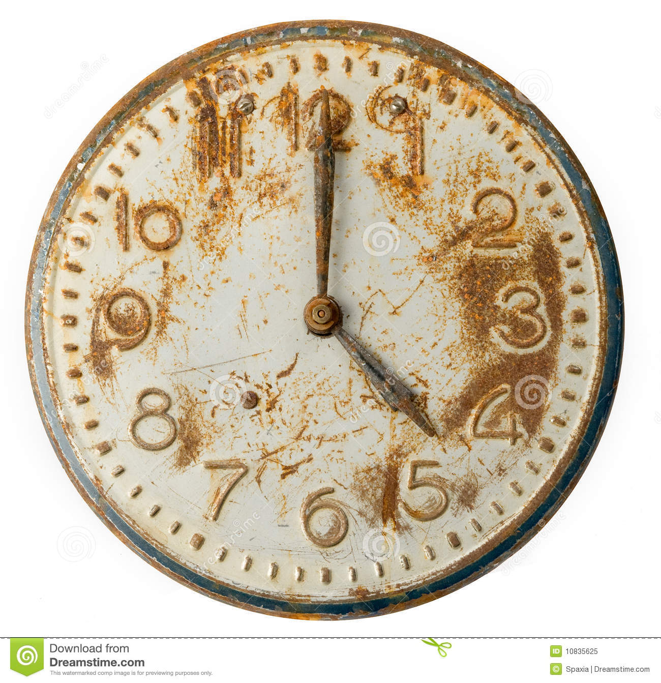 Old Rusty Clock Face Royalty Free Stock Photo - Image ... Blank Alarm Clock Clipart