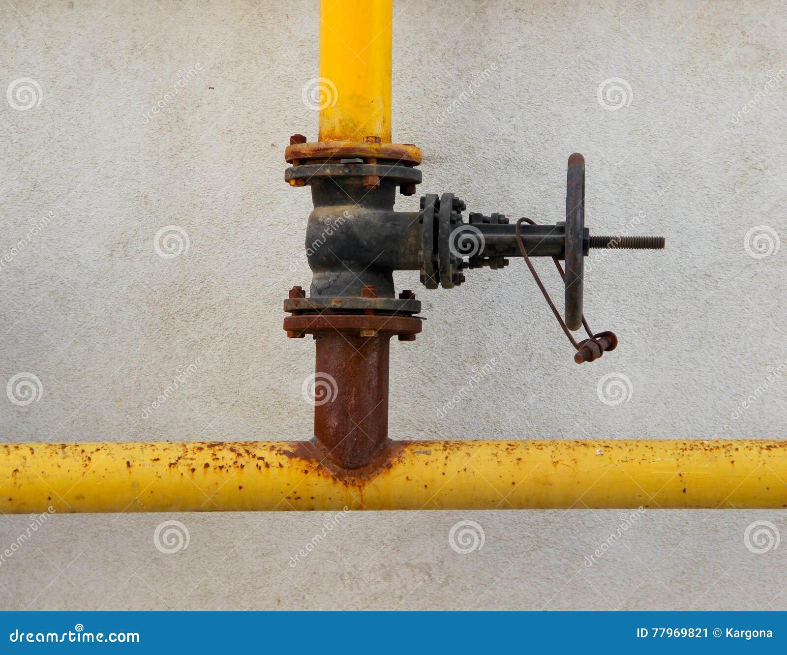 Natural Gas Monitor Regulator