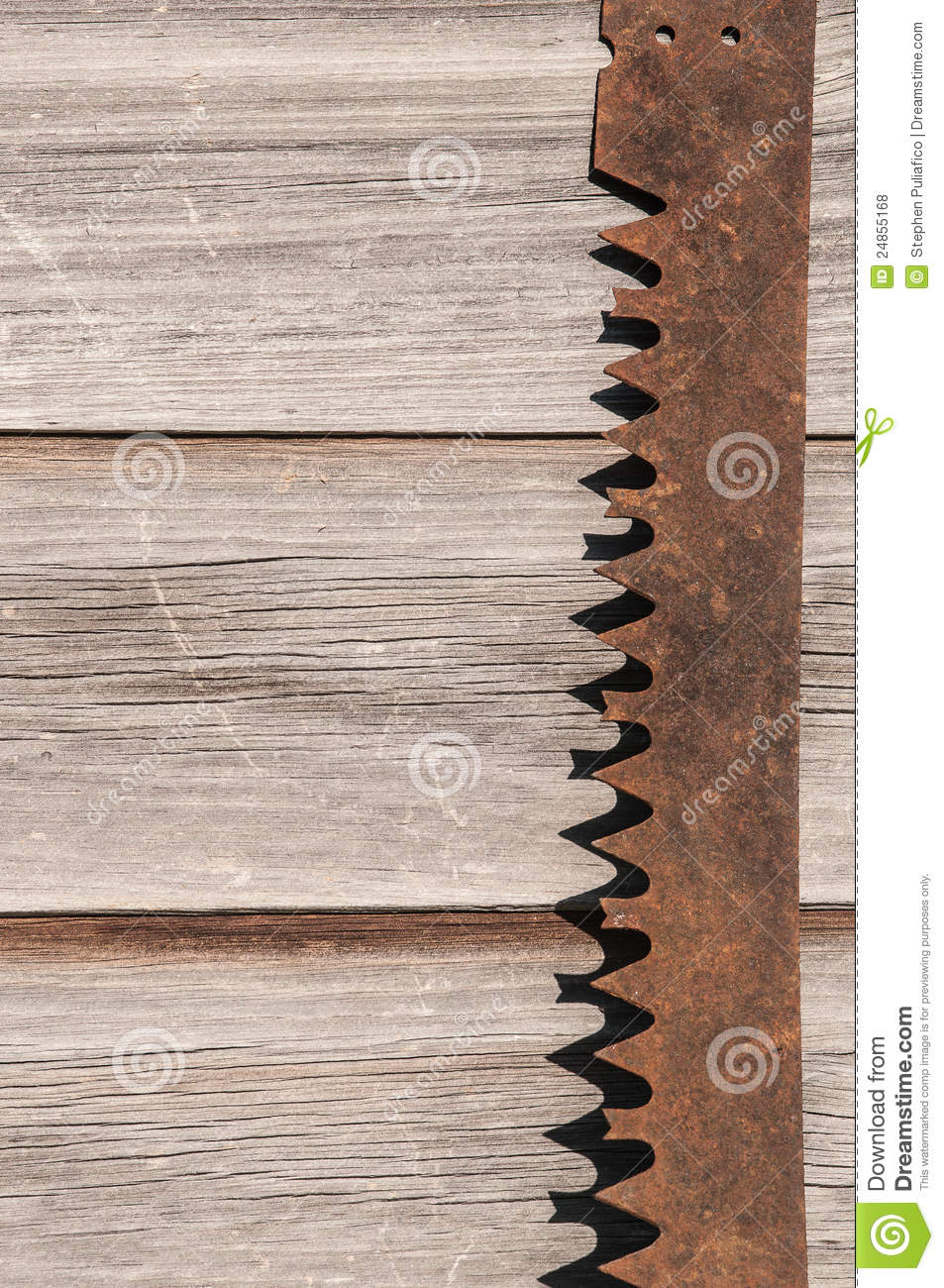 Old Saw Blade Royalty Free Stock Photos Image 24855168