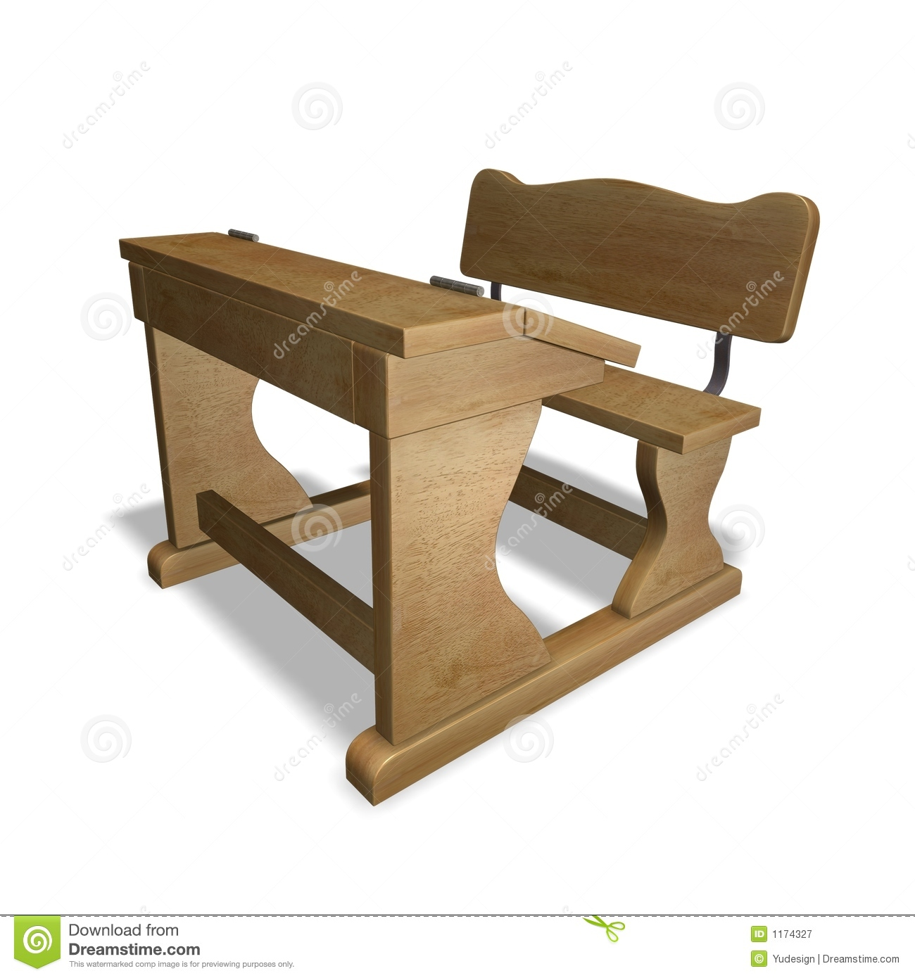 Old School Bench Royalty Free Stock Photography Image  : old school bench 1174327  from www.dreamstime.com size 1300 x 1390 jpeg 365kB