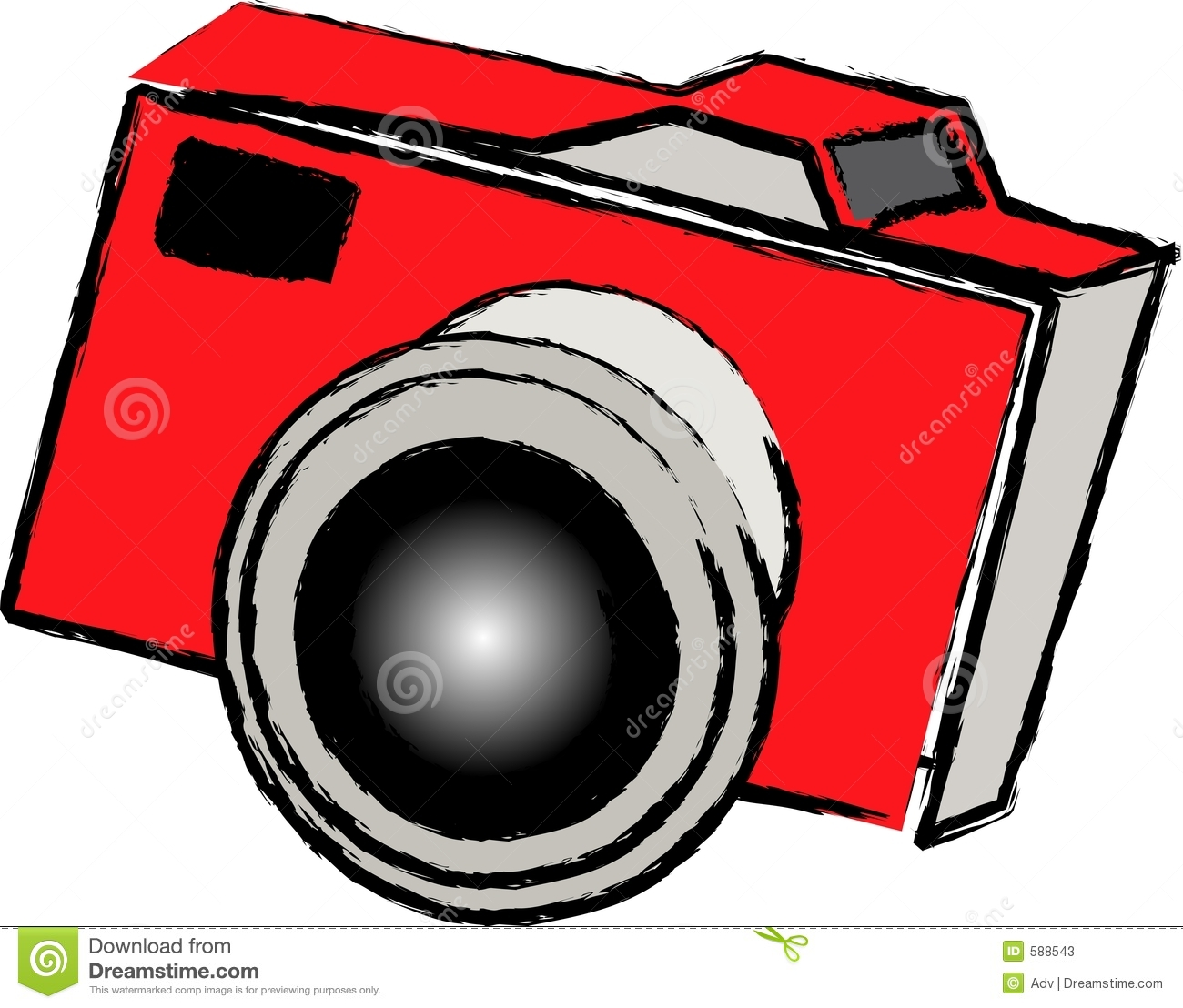 Old School Camera Stock Photos - Image: 588543