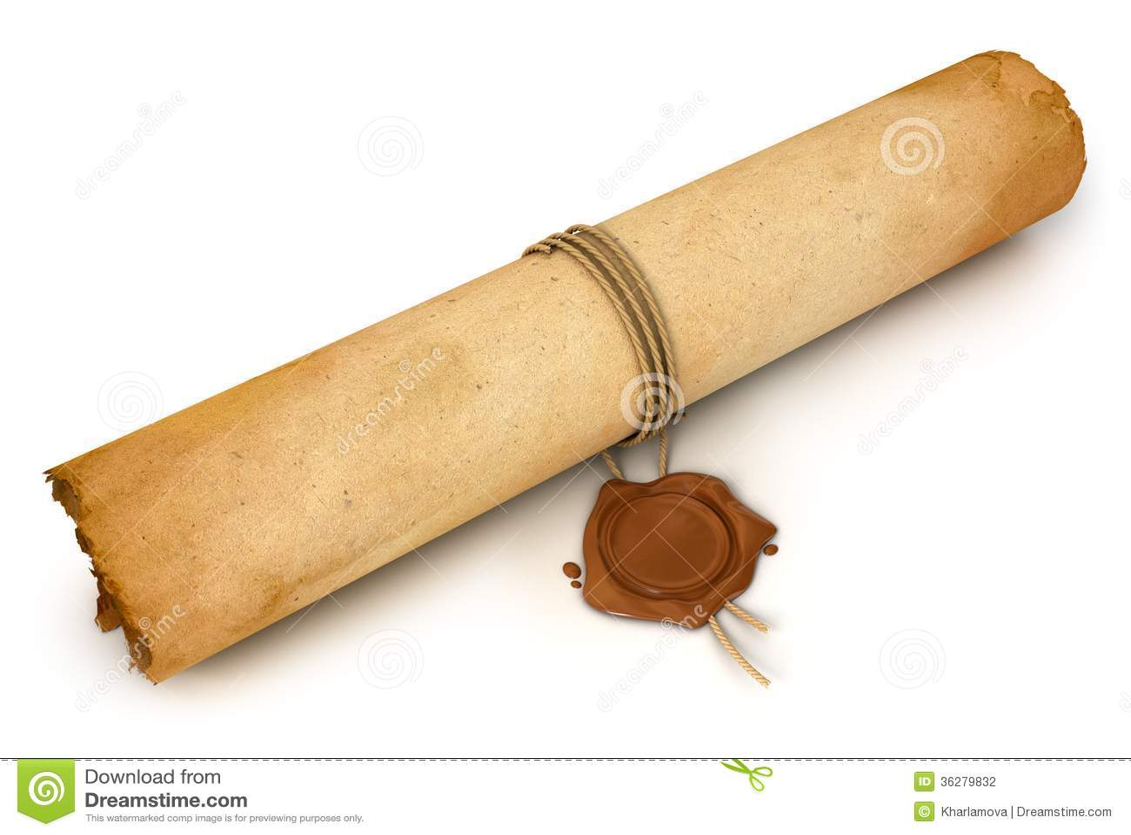 Как сделать кулек из пергамента