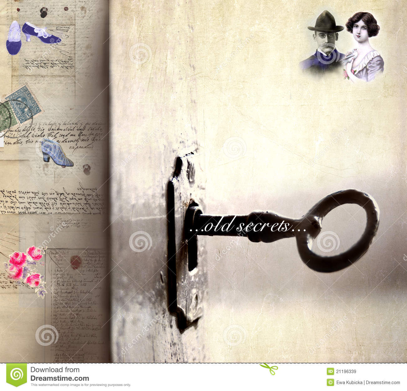 Old secrets under lock and key