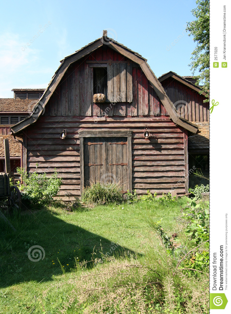 Old Shed Stock Photo Image Of Americana Barn Rural