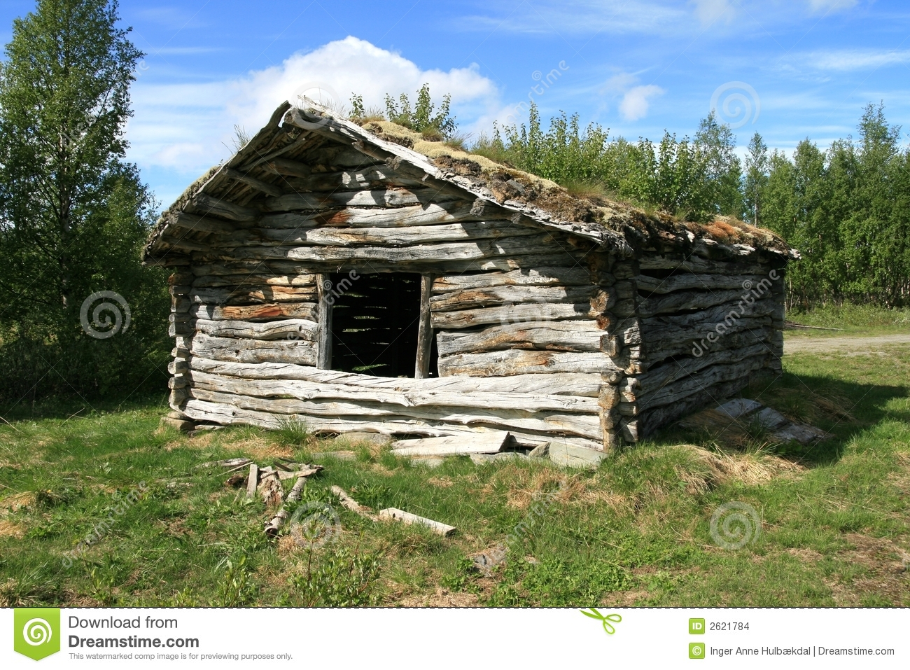 Old Shed Stock Images - Image: 2621784
