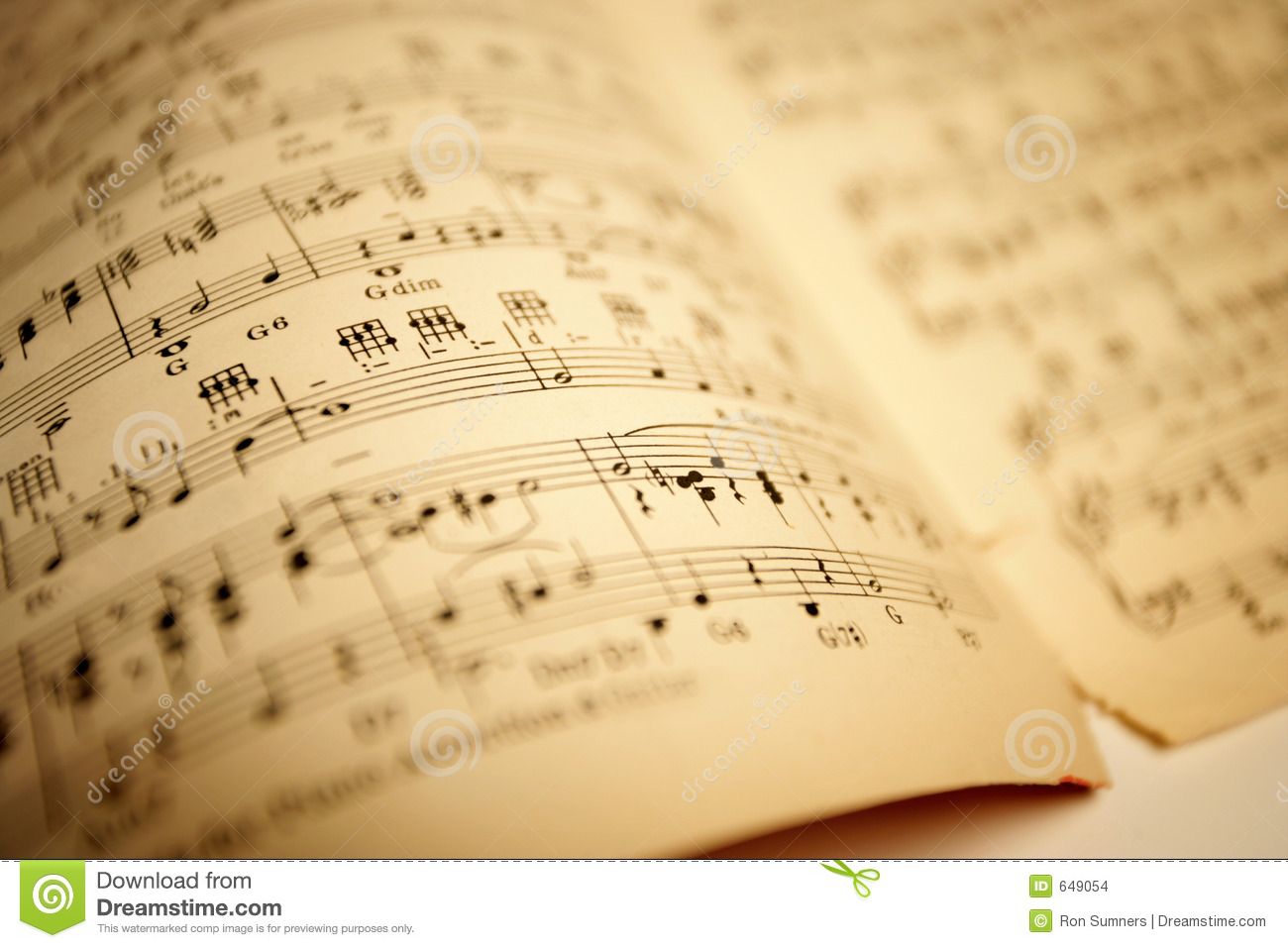 Old sheet music. Shallow depth-of-field. 11 x 16.5 inch image. Books Photography Tumblr Black And White