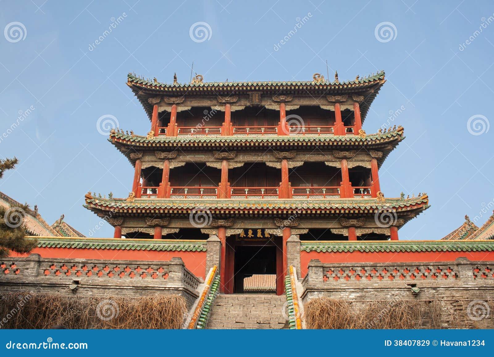 Imperial Palace Forbidden City Beijing China Stock Image ...  |Imperial Palace Forbidden City Beijing China