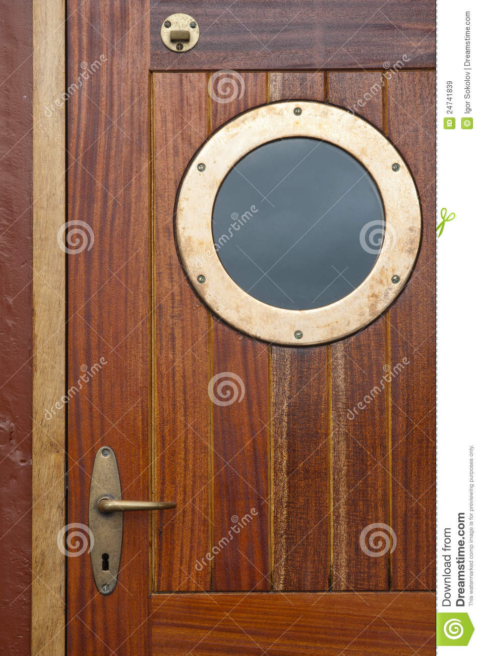 Old Ship Door Royalty Free Stock Images Image 24741839