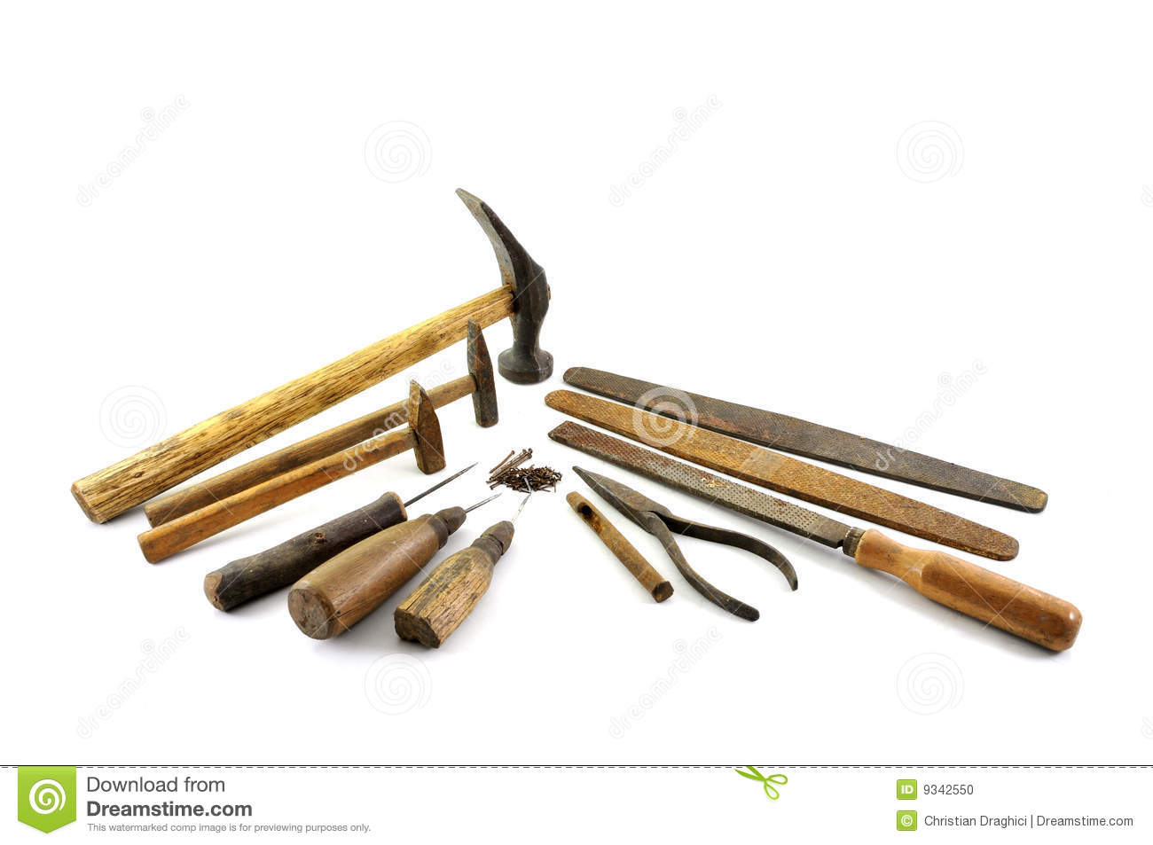 Old Shoemaker Tools Stock Photos - Download 985 Images