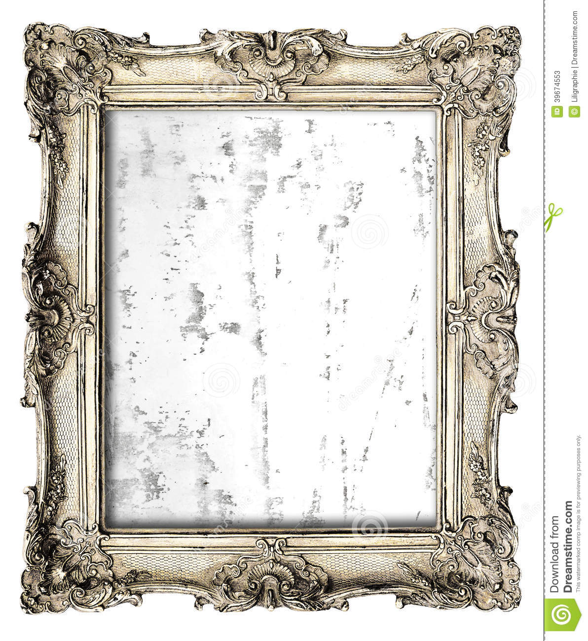 Silver Paint For Wood Picture Frames